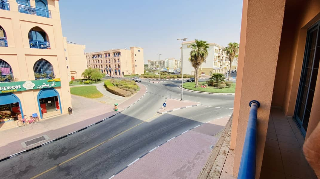 Vacant 1 Bedroom With Double Balcony For Sale In Persia Cluster International City Dubai