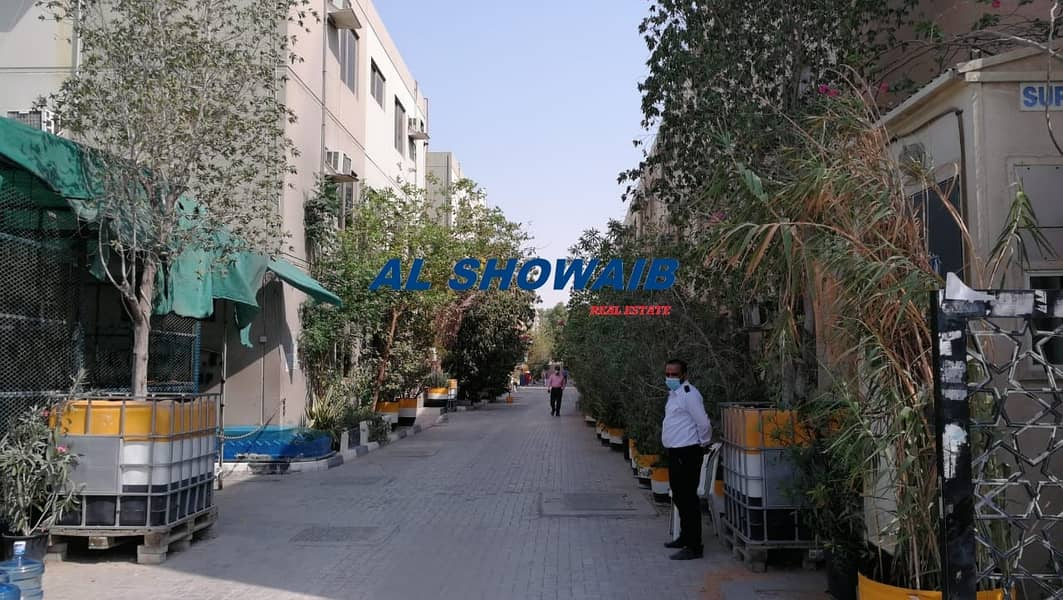 | LABOUR CAMP ROOM |1900 /-ALL INCLUSIVE | MONTHLY |AL QUOZ IND 2 |