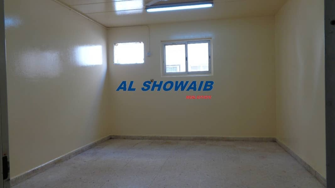 2 | LABOUR CAMP ROOM |1900 /-ALL INCLUSIVE | MONTHLY |AL QUOZ IND 2 |