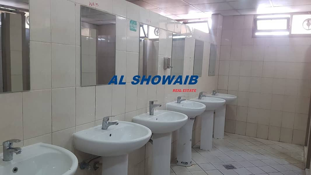 4 | LABOUR CAMP ROOM |1900 /-ALL INCLUSIVE | MONTHLY |AL QUOZ IND 2 |