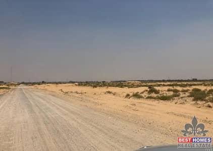 ارض سكنية في الزاهية 155000 درهم - 4772923