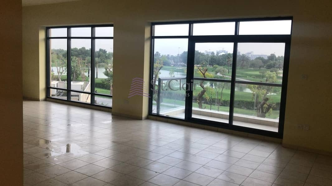 4 Bedroom apartment Plus study /golf and pool view/ / Chiller Free/ The Views