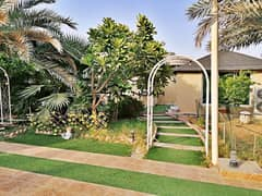 Luxury furnished 10 bedroom | Private pool | Garden and elevator