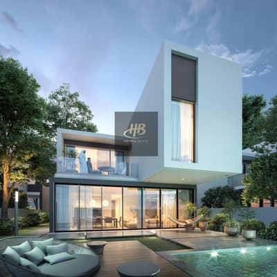 تاون هاوس 4 غرف نوم للبيع في الجادة، الشارقة - Sarab Villa 4BR