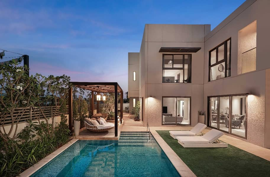 2 Villa for sale in Muwailih