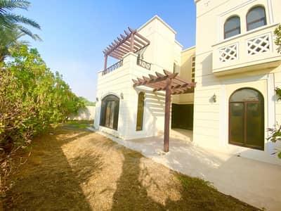 تاون هاوس 4 غرف نوم للايجار في مدن، دبي - Semi Detached|Single Row|4 Cheques