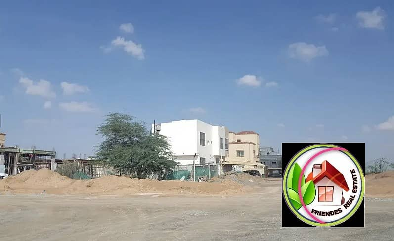 Resdential Plot for Sale In Ajman AL MOIWHAT 3