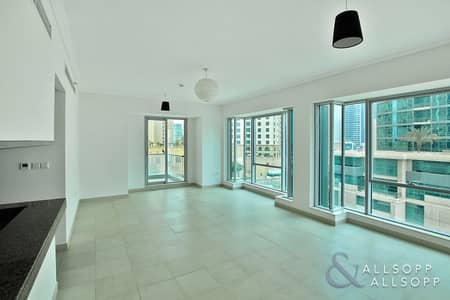2 Bedroom Apartment for Rent in Dubai Marina, Dubai - New Price | Two Bedrooms | Unfurnished