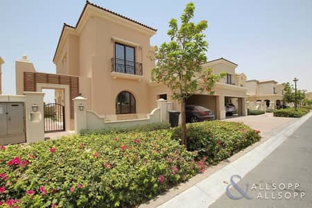 4 Bedroom Villa for Rent in Arabian Ranches 2, Dubai - Type 2 Lila | Available Now | Landscaped