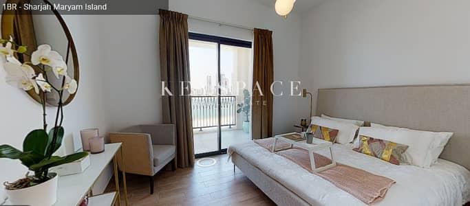 1 Bedroom Apartment for Sale in Al Khan, Sharjah - Nada ResidencesLuxury 1-BR Apt.Stunning Views10 Down Payment