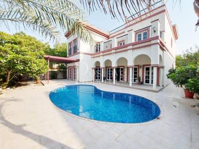 4 Bedroom Villa for Rent in The Villa, Dubai - Private Pool | Spacious | Cordoba style | Ready