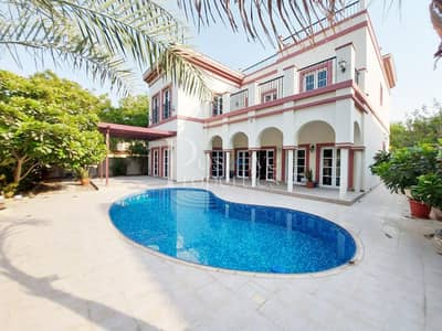 فیلا 4 غرف نوم للايجار في ذا فيلا، دبي - Private Pool | Spacious | Cordoba style | Ready