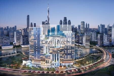 بنتهاوس 5 غرف نوم للبيع في الخليج التجاري، دبي - MOST MAGNIFYING PENTHOUSE EVER+PVT POOL+360 VIEWS SIMPLY STUNNING