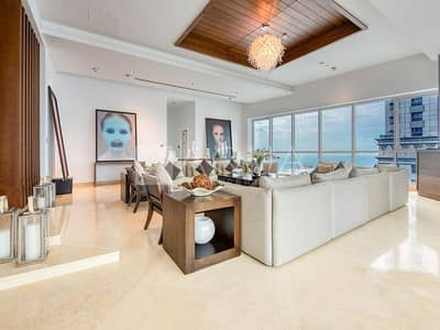 3 Bedroom Apartment for Rent in Dubai Marina, Dubai - Exclusive | Luxury | Furnished | High Floor