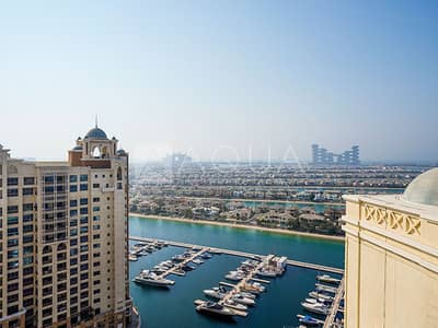 5 Bedroom Penthouse for Rent in Palm Jumeirah, Dubai - Full Sea View | Vacant and Ready to move