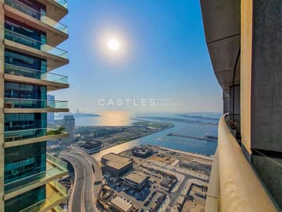 PARTIAL SEA-VIEW HIGH FLOOR | 1 BR | Unfurnished