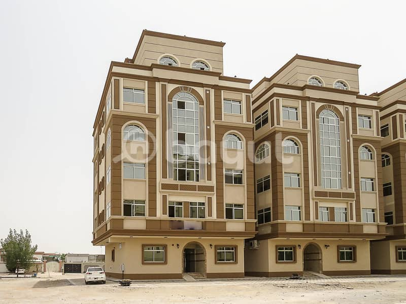 studio flat close to Saqr hospital for rent including electricity and water