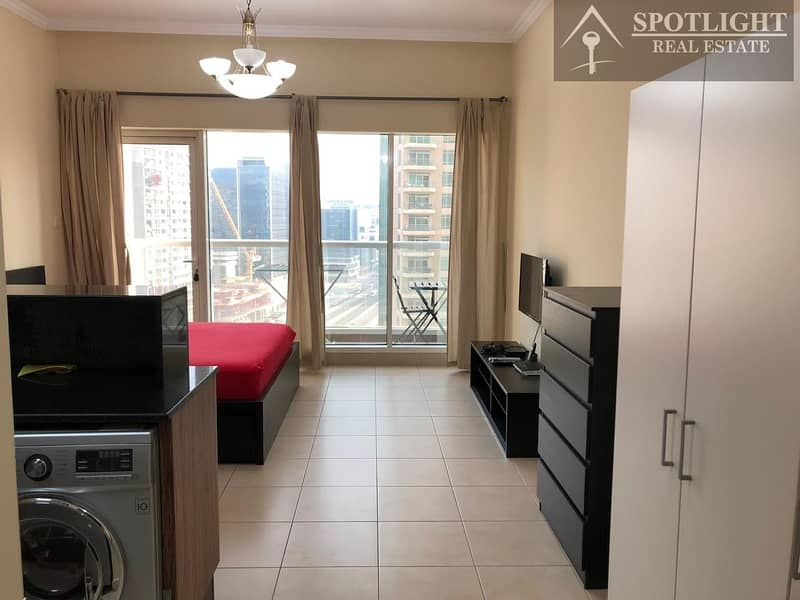 Furnished Studio For Rent Down Town
