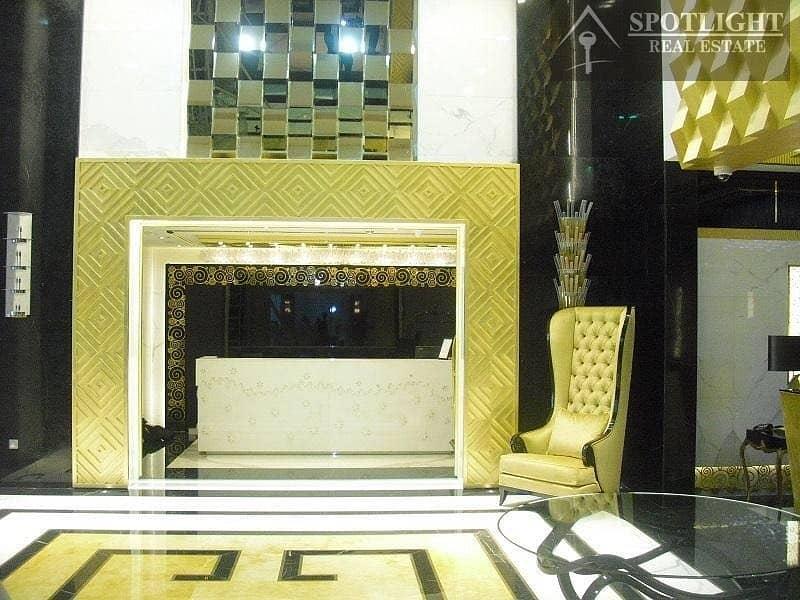 Furnished | Balcony | High Floor | Nice Layout