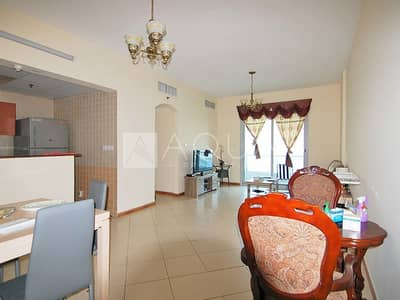 2 Bedroom Apartment for Rent in Dubai Marina, Dubai - Fully Furnished | High Floor | Next to Metro