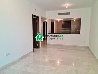 1 Bedroom Apartment for Rent in Al Reem Island, Abu Dhabi - Biggest 1 Bedroom with Balcony in Marina Square