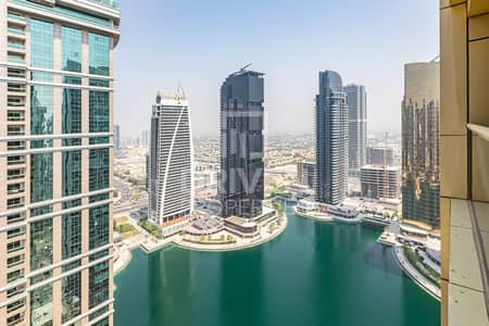 1 Bedroom Apartment for Rent in Jumeirah Lake Towers (JLT), Dubai - Prime Location and Luxurious 1 Bedroom Apt