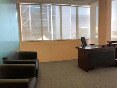 36k - 38k, Fully furnished office near Deira City Center with free Dewa, Wifi, Telephone, Ejari