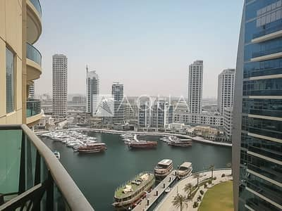 2 Bedroom Flat for Sale in Dubai Marina, Dubai - Spacious Unit | Maids Room | Marina View