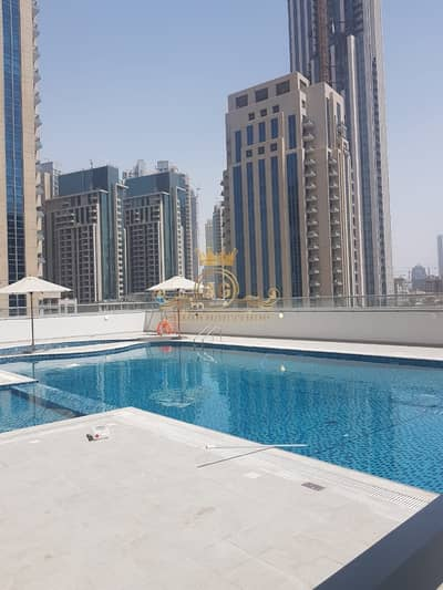 Brand New 2BR | Unfurnished | Amazing Partial Burj Khalifa view