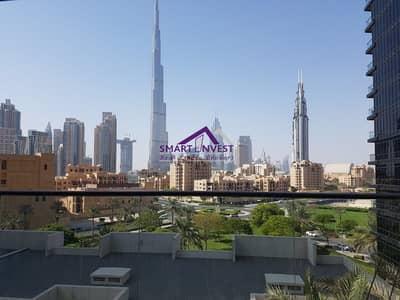 شقة 2 غرفة نوم للبيع في وسط مدينة دبي، دبي - Elegantly furnished 2 BR Apt for sale in Downtown Dubai