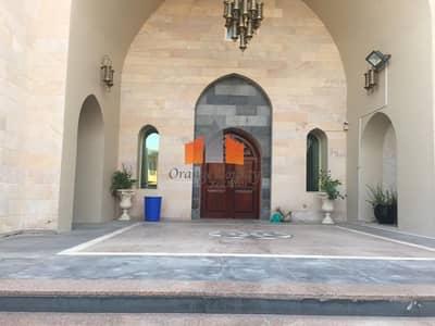 7 Bedroom Villa for Rent in Umm Suqeim, Dubai - Luxurious  7 Br  12 parking space  Semi furnished Near kite beach & Burj Al Arab.