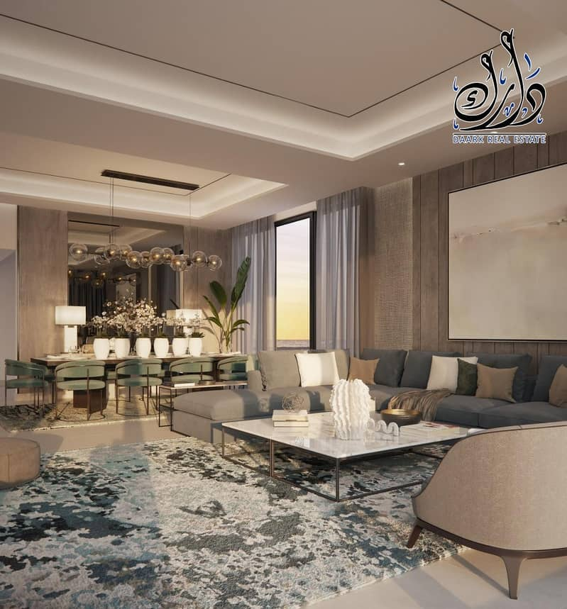 21 Own next to University City in a peaceful community in Sharjah !