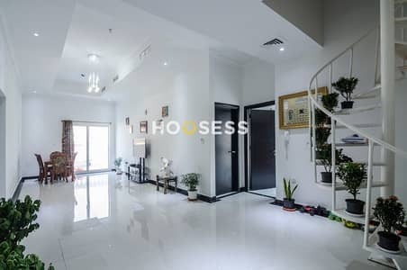 3 Bedroom Penthouse for Sale in Jumeirah Village Circle (JVC), Dubai - Stunning Penthouse | Corner Property | Ready To Move in