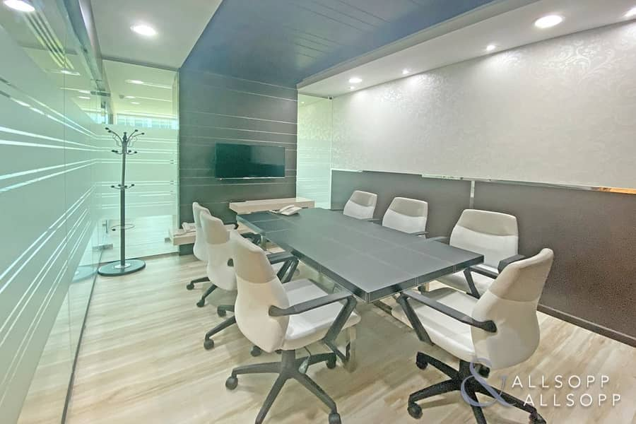 2 Fully Furnished | Fitted Office | Near Metro