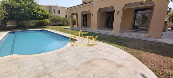Mediterranean Style 5BR Villa