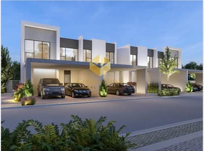 3 Bedroom Townhouse for Sale in Dubailand, Dubai - Own Your Townhouse In Prime Location 18MIN Away Of Downtown l Best Prices with long Payment Plan