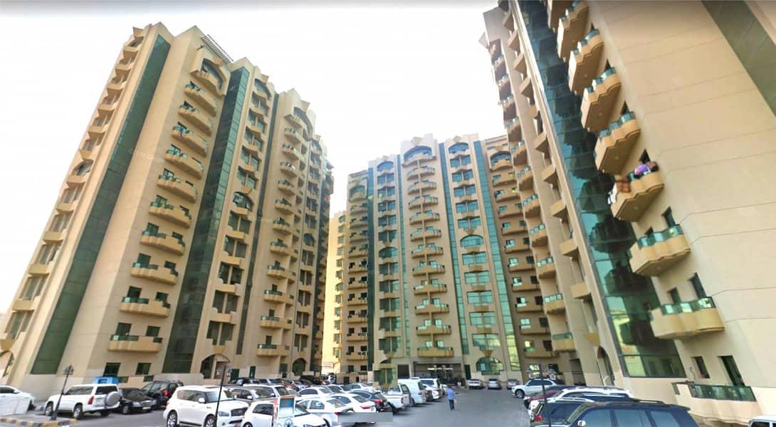 Rashidya Towers, 2 Bedroom Hall AED 25,000 per year