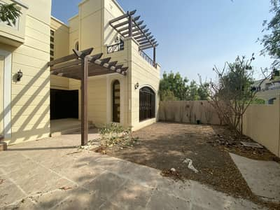 تاون هاوس 4 غرف نوم للايجار في مدن، دبي - Single Row|Type B Vacant|4 Cheques