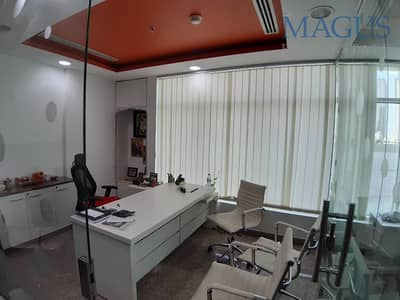 Office for Sale in Business Bay, Dubai - Ready To Move in Office | Fully Fitted Offce