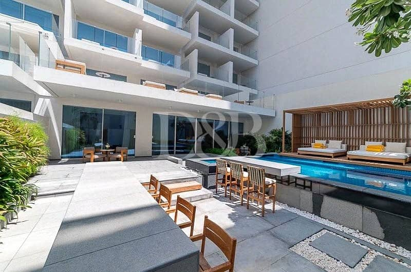 2 Exclusive | Most Luxurious Townhouse In Five Palm
