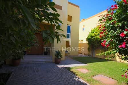 3 Bedroom Villa for Sale in Jumeirah Park, Dubai - Swimming Pool | Corner Plot | Well Maintained