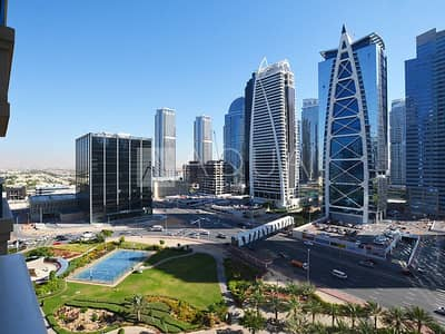 شقة 1 غرفة نوم للبيع في أبراج بحيرات الجميرا، دبي - Spacious | Amazing View | Square Layout