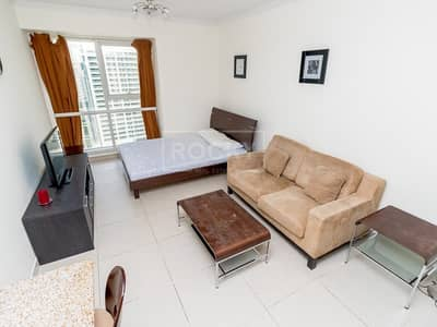 Studio for Sale in Jumeirah Lake Towers (JLT), Dubai - Fully Furnished | Studio | Equipped Kitchen