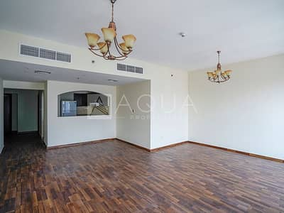 2 Bedroom Flat for Rent in Jumeirah Lake Towers (JLT), Dubai - Bright Unit | Close to Metro | Mid Floor