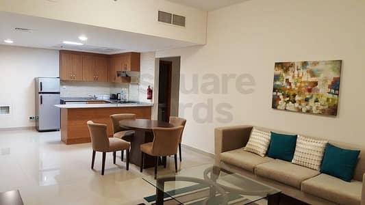 فلیٹ 2 غرفة نوم للايجار في داون تاون جبل علي، دبي - Lowest Price I Fully Furnished I Best Layout