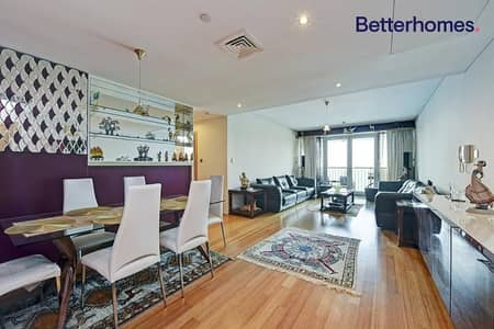 شقة 4 غرف نوم للبيع في شاطئ الراحة، أبوظبي - Upgraded |High Floor |sea view|Big kitchen