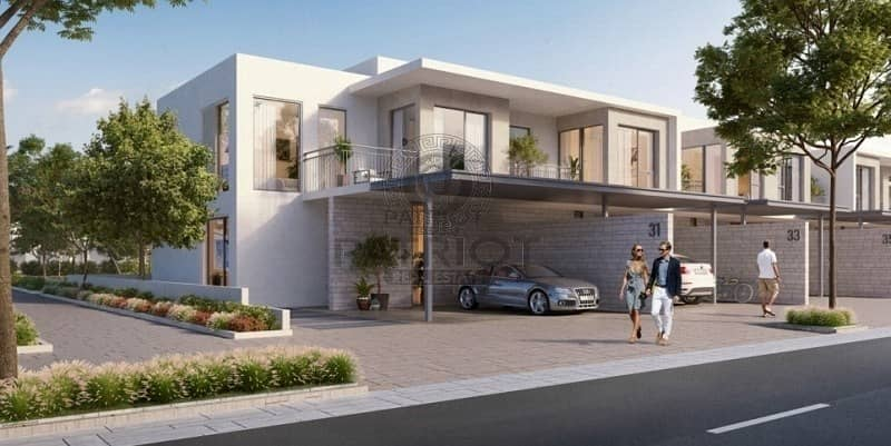 2 Affordable 3 bedroom's townhouse  | best location By Emaar|