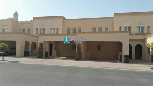 3 Bedroom Townhouse for Rent in The Springs, Dubai - Type 3M | Single row Villa| 3 Bed room