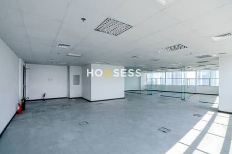 Office for Rent in Jumeirah Lake Towers (JLT), Dubai - Fully Fitted+Partitioned | Good Location | Vacant