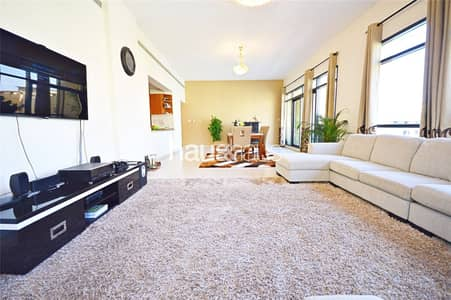 3 Bedroom Flat for Sale in The Greens, Dubai - 3 + Study | Perfect Condition | 2 Parking | VOT